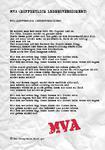 gell - MVA (HOFFENTLICH LEBENSVERSICHERT)