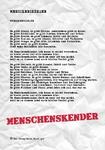 gell - MENSCHENSKENDER